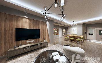 豪华型130平米四室两厅北欧风格客厅图片大全