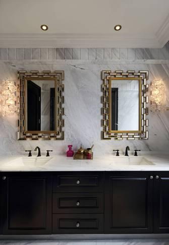 10-15万130平米三室两厅美式风格卫生间装修效果图