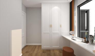 富裕型140平米四室两厅欧式风格衣帽间图