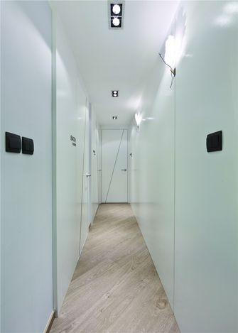 富裕型70平米北欧风格走廊装修效果图