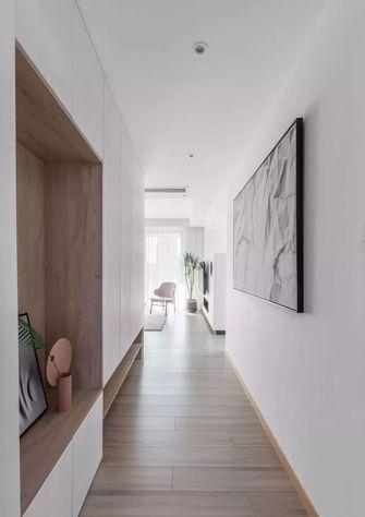 富裕型100平米三室一厅欧式风格玄关图片