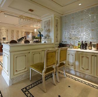 20万以上130平米三室两厅美式风格其他区域设计图