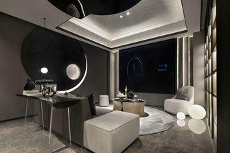 20万以上130平米别墅中式风格影音室装修效果图