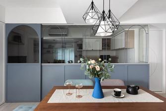 3万以下40平米小户型美式风格厨房图