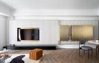 3-5万100平米三室两厅混搭风格客厅装修效果图