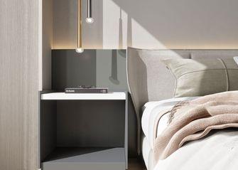 富裕型30平米以下超小户型轻奢风格卧室装修效果图