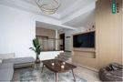 20万以上140平米三室两厅北欧风格客厅欣赏图