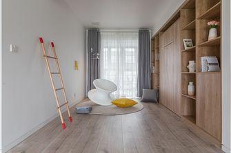 5-10万100平米三室两厅北欧风格书房装修效果图