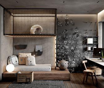 豪华型140平米三田园风格青少年房图片