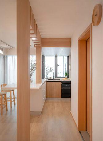 120平米复式日式风格厨房效果图