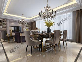 140平米新古典风格餐厅图片