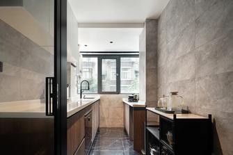 富裕型80平米新古典风格厨房装修效果图