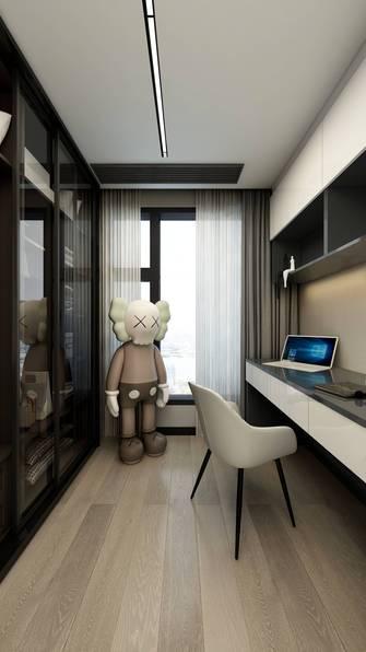 15-20万100平米三室两厅现代简约风格书房装修图片大全