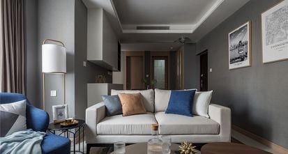 三现代简约风格客厅欣赏图