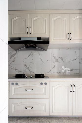 富裕型130平米复式法式风格厨房设计图