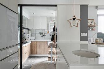 20万以上140平米三北欧风格厨房装修案例