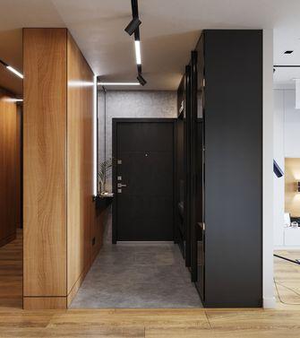 60平米公寓工业风风格玄关欣赏图