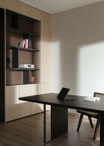 140平米欧式风格书房装修效果图