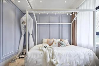 20万以上140平米别墅法式风格青少年房设计图