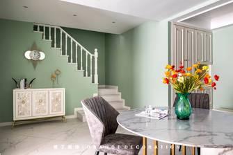 经济型140平米四室两厅法式风格餐厅图片
