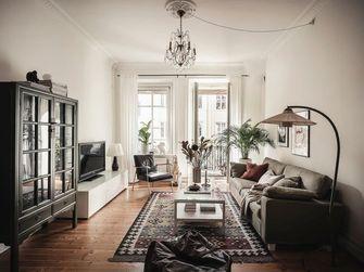 10-15万50平米一室一厅美式风格客厅设计图