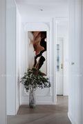 豪华型140平米三法式风格玄关图