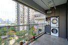 20万以上140平米四室三厅现代简约风格阳台装修案例