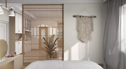 一室一厅日式风格客厅装修案例