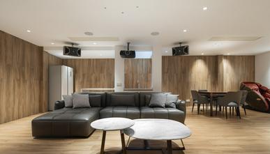 20万以上140平米别墅现代简约风格影音室装修图片大全