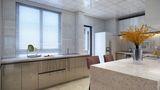 豪华型140平米三室两厅法式风格厨房装修效果图