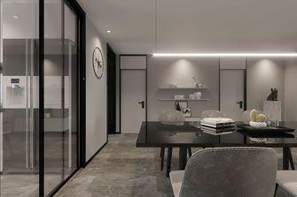 经济型三室两厅北欧风格玄关图