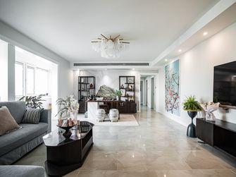 豪华型140平米复式现代简约风格客厅图片大全