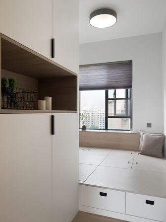 富裕型90平米三室两厅现代简约风格楼梯间装修案例