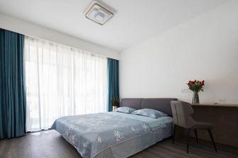 20万以上120平米三室两厅轻奢风格卧室设计图