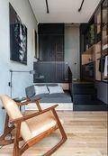 经济型30平米以下超小户型现代简约风格卧室效果图