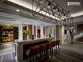 20万以上140平米别墅美式风格储藏室装修案例
