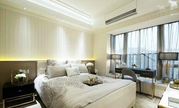 10-15万130平米三室一厅港式风格卧室设计图
