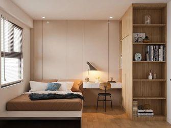60平米现代简约风格青少年房装修图片大全