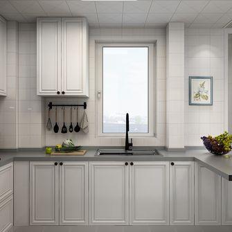 60平米新古典风格厨房效果图