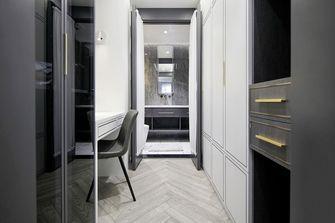 豪华型140平米三室两厅中式风格书房装修案例