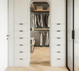 豪华型120平米三室两厅混搭风格衣帽间效果图