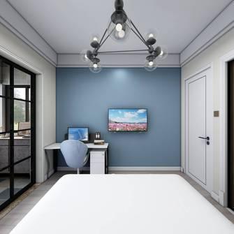 10-15万60平米三室一厅现代简约风格卧室效果图
