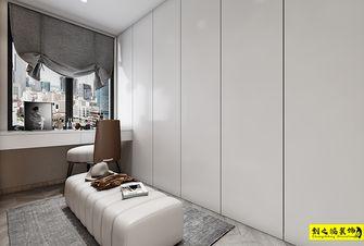 10-15万130平米三室两厅现代简约风格衣帽间图片