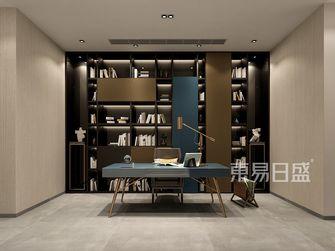 20万以上140平米别墅现代简约风格书房效果图