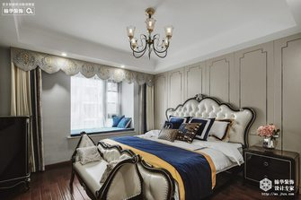 120平米三美式风格卧室装修案例
