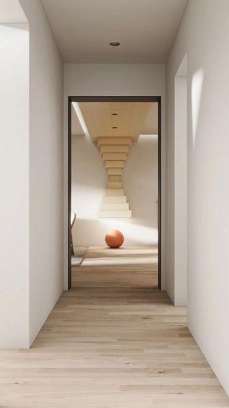 豪华型140平米三室一厅现代简约风格走廊图片