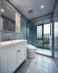 15-20万110平米三室两厅美式风格卫生间效果图