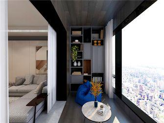 豪华型120平米三室两厅现代简约风格阳台装修效果图
