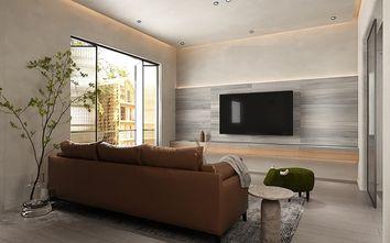 豪华型140平米别墅工业风风格客厅图片大全