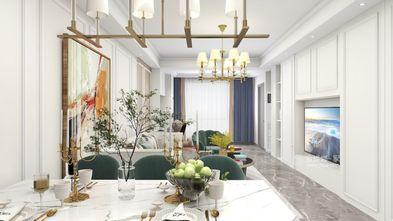 15-20万100平米三美式风格餐厅效果图